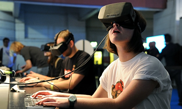 Is Virtual Reality The Next Big Thing In Entertainment?