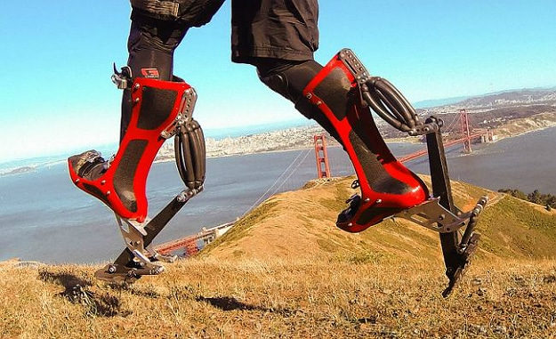 Bionic Boots For Running