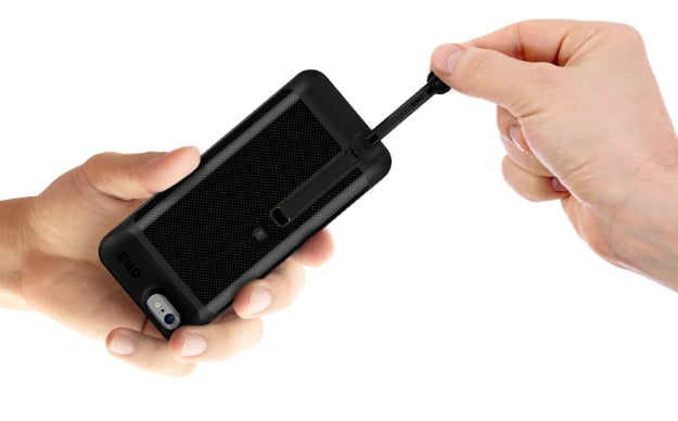 PowerCliq iPhone Charger Case
