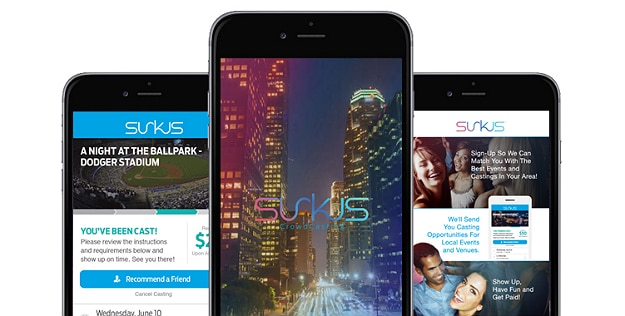 SURKUS CrowdSourcing App Crowdfunder