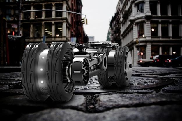 Future Transportation Concept