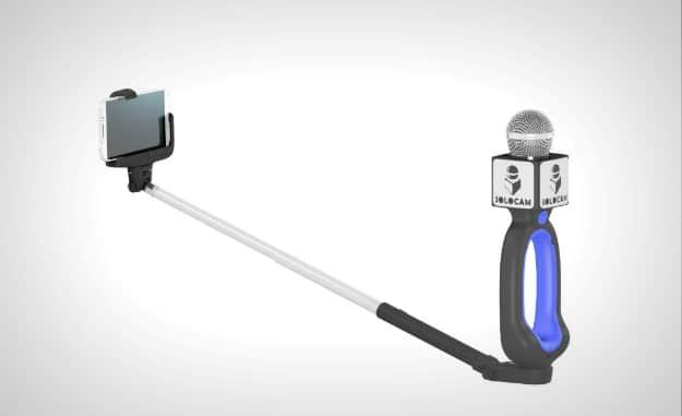 Solocam Reporter Selfie Stick
