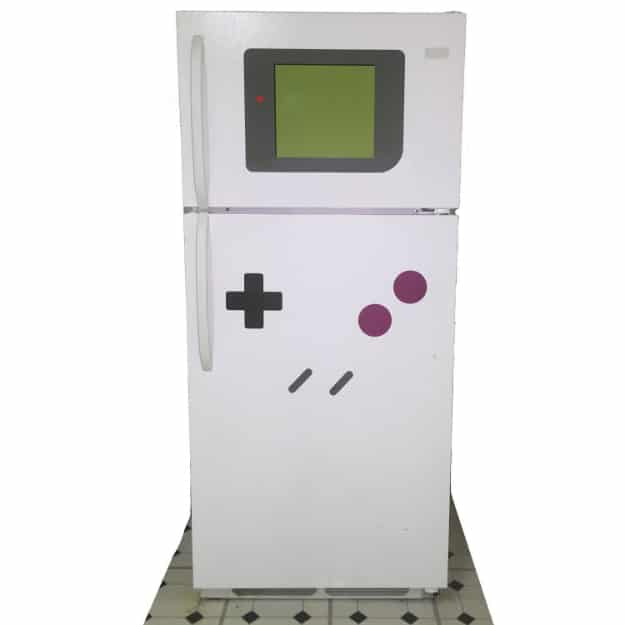 Game Boy Refrigerator Magnets
