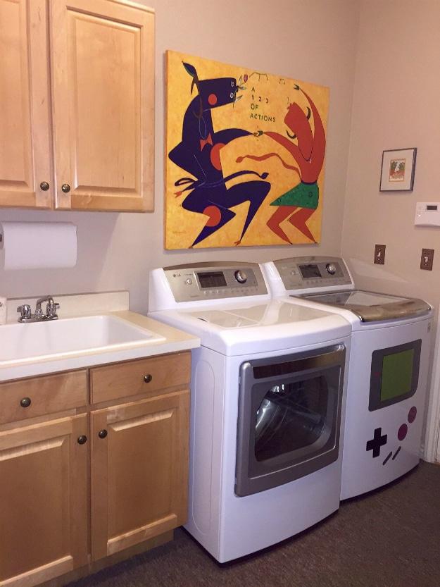Game Boy Refrigerator Magnets