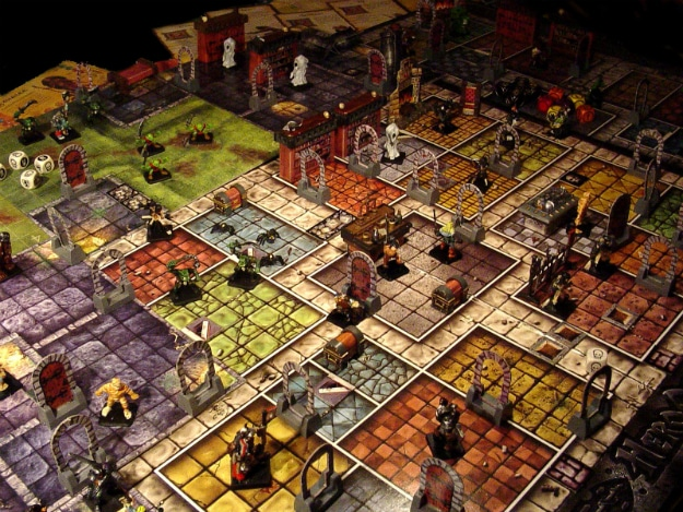 Geeky Timeless Classic Games