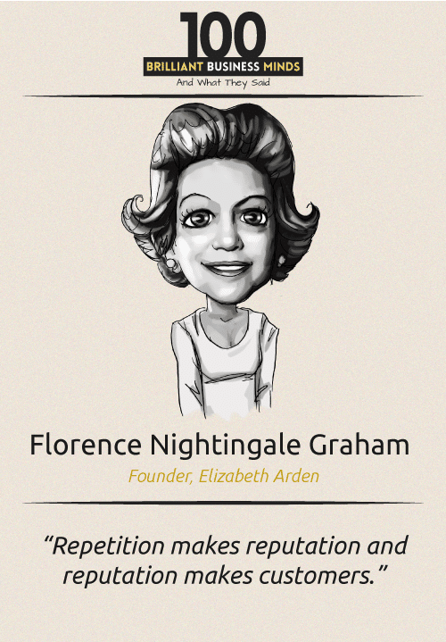 Florence Nightingale Graham Quote