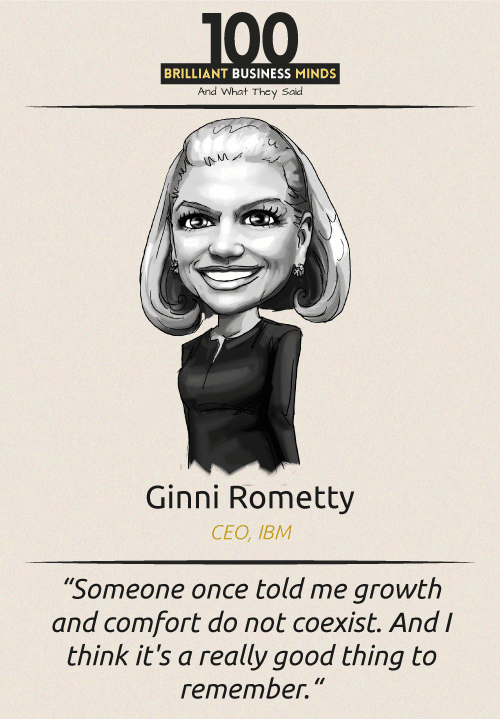 Ginni Rometty Quote