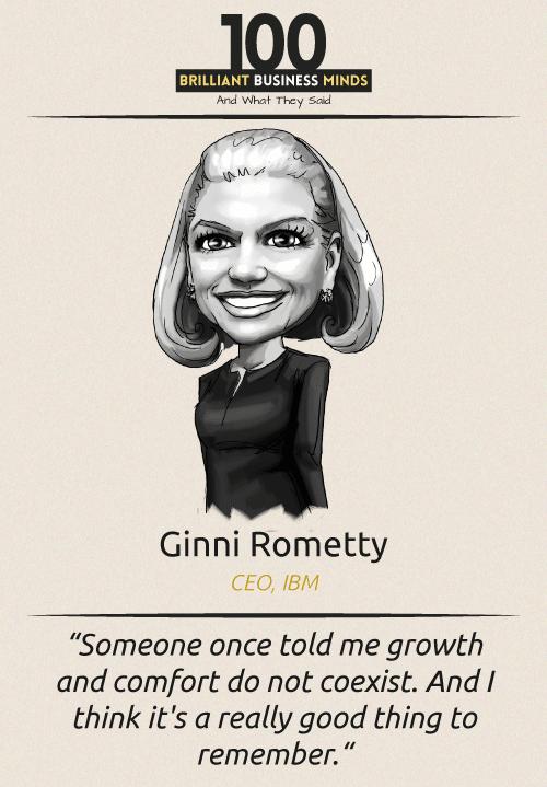 Ginni Rometty Quote