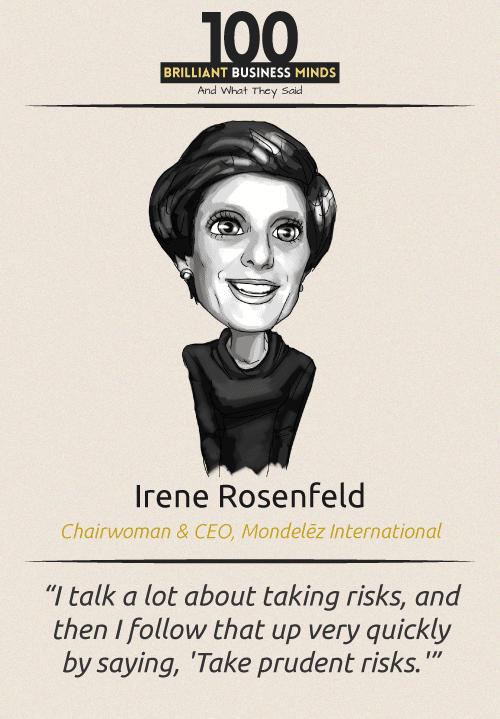 Irene Rosenfeld Quote