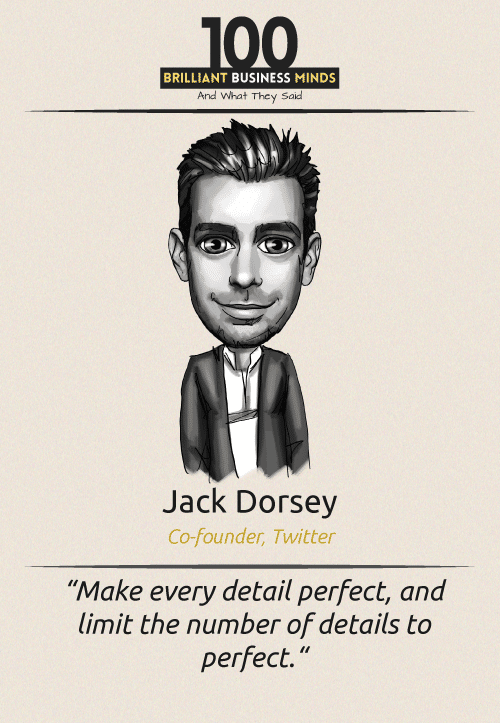 Jack Dorsey Inspirational Quotes