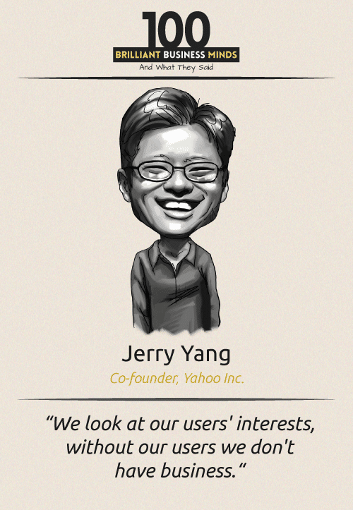 Jerry Yang Quote