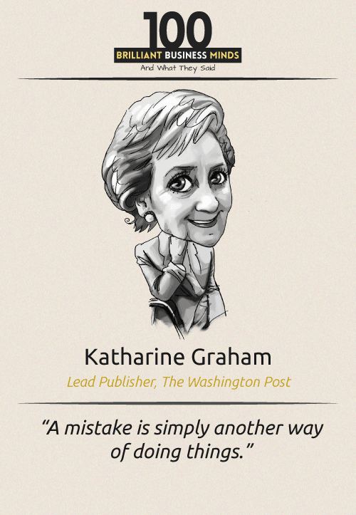 Katharine Graham Quote