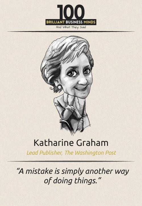 Katharine Graham Quote