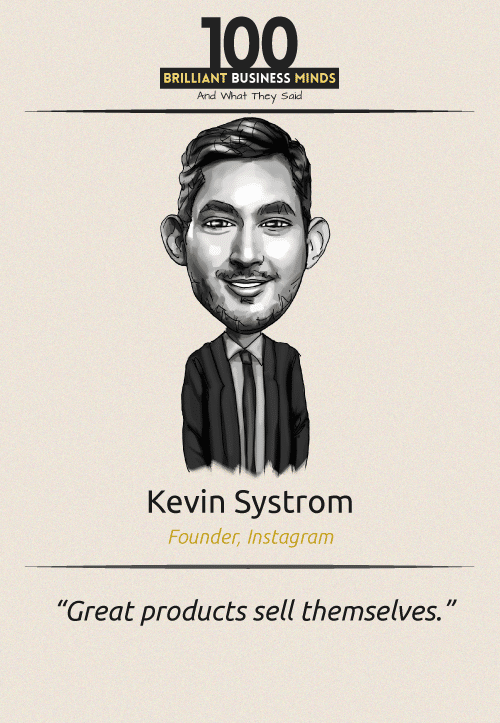 Kevin Systrom Quote