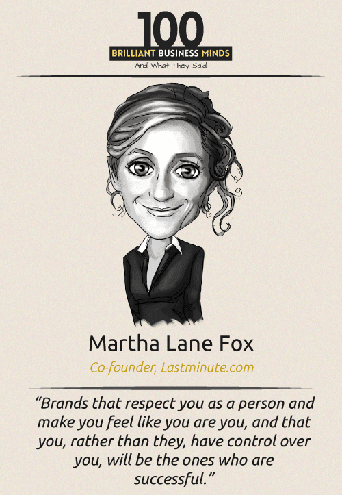 Martha Lane Fox Quote