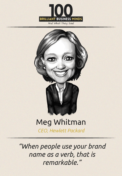 Meg Whitman Quote