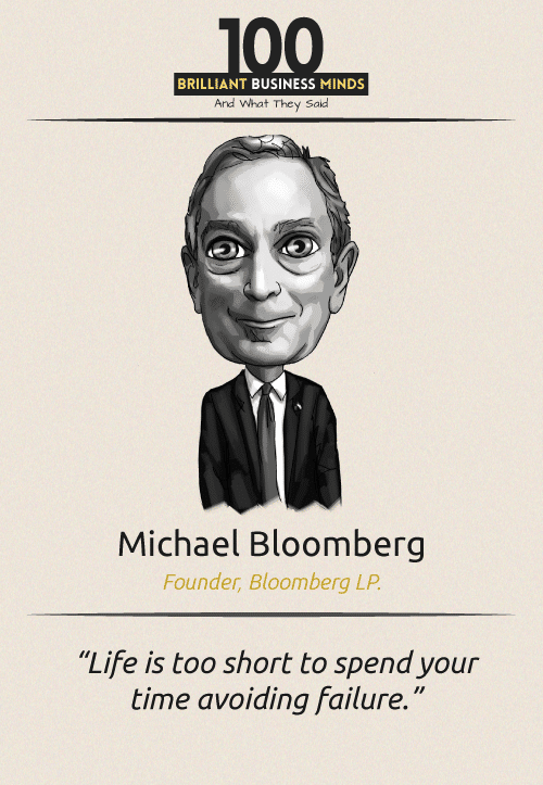 Michael Bloomberg Quote