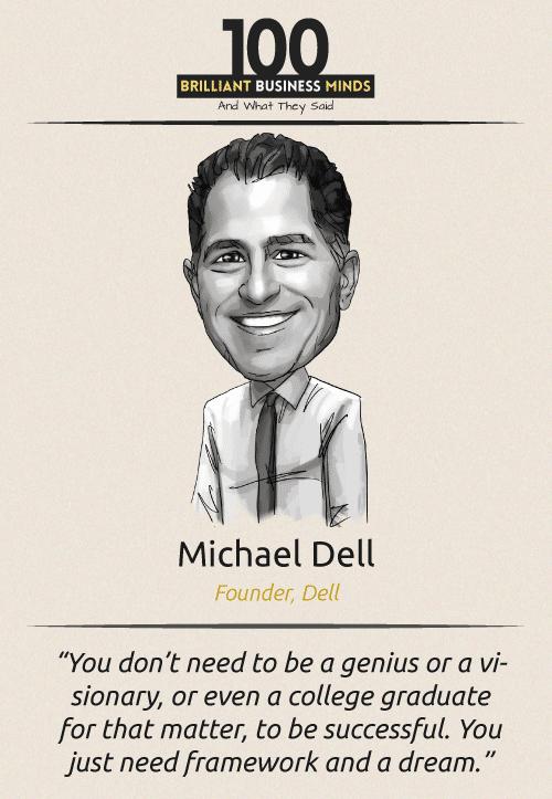 Michael Dell Quote