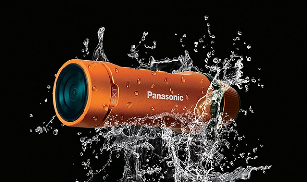 Panasonic Wearable Smart Camera
