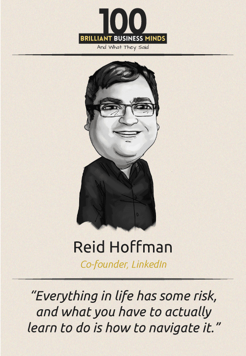 Reid Hoffman Quote