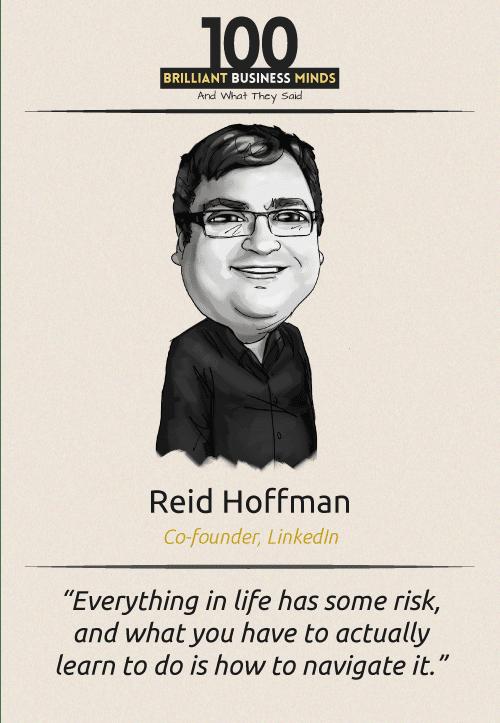 Reid Hoffman Quote