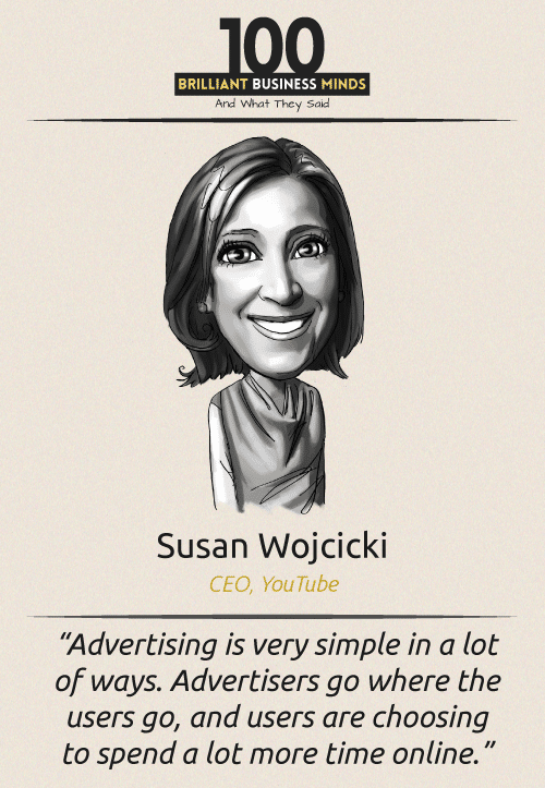 Susan Wojcicki Quote