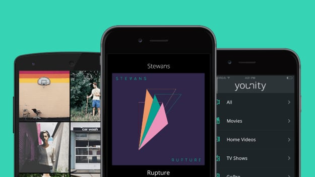 Younity Streaming Everything App