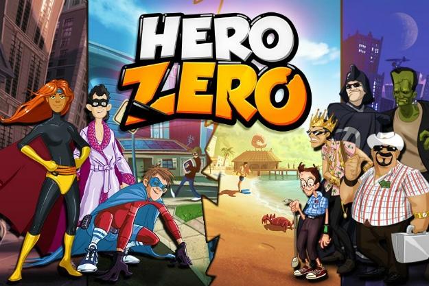 ZERO HERO – Become The Greatest Superhero Ever!