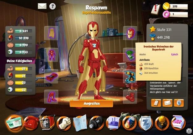 ZERO HERO Game Review