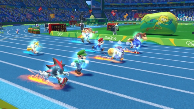 Continue Your Epic Battles In Mario And Sonic At The Rio 2016 Olympic Games