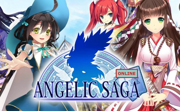 Angelic Saga Online Is A Magic Adventure Gone Wild