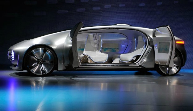 Autonomous Cars – The Transformation To A Humanless Road