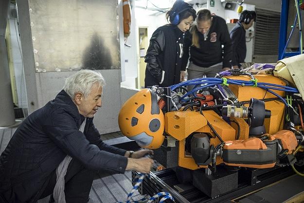 OceanOne Robotic Diver Humanoid