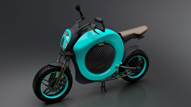 Grasshopper Bike Could Be Your Future Choice Personal Transporter