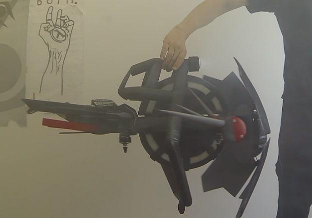 Half-Life 2 Scanner Drone