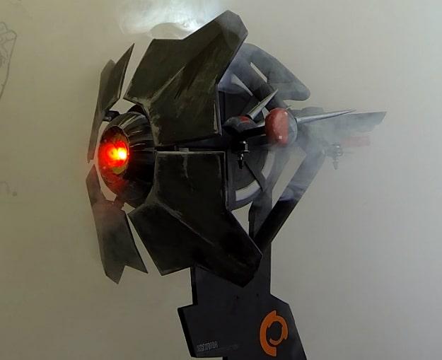 Modder Builds Real Half-Life 2 Flying Scanner Drone
