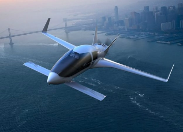Personal Aircraft Cobalt Co50 Valkyrie