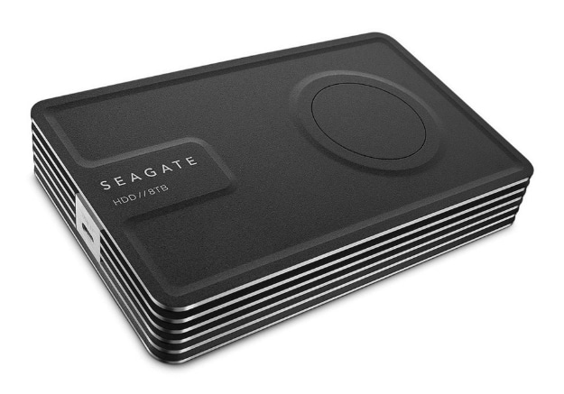 Seagate Innov8 8TB Desktop USB 3.1 Powered Drive