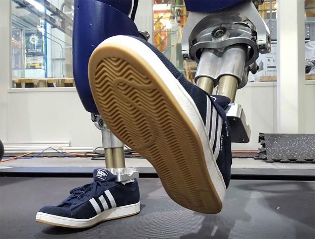 DARPA's DURUS Robot Walks Exactly Like A Human