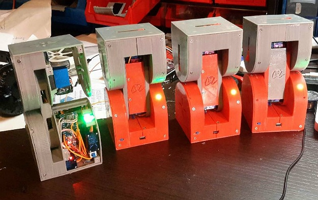 DTTO Modular New Robot Header