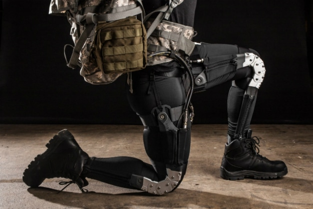Harvard Biodesign Lab Soft Exosuits