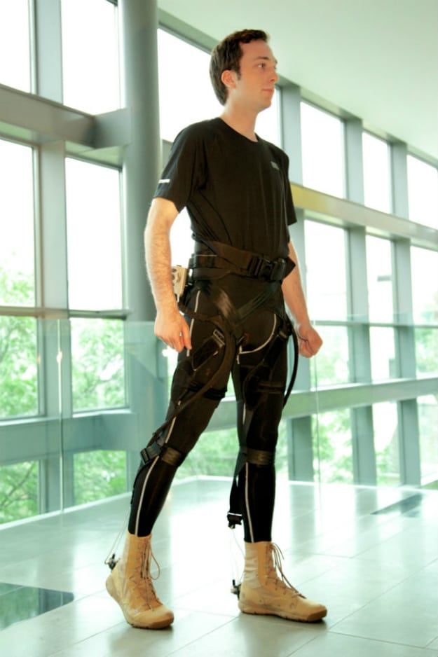Harvard Biodesign Soft Exosuits