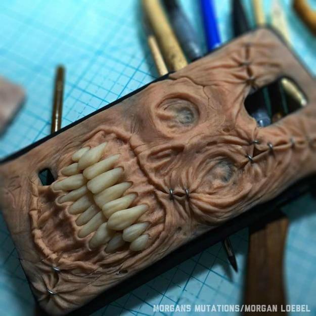 buy online 20b18 d14d3 The Scariest Custom Smartphone Cases Ever Made | Bit Rebels