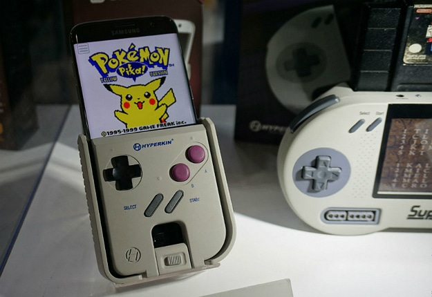 Hyperkin Smart Boy Turns Your Android Phone Into A Game Boy