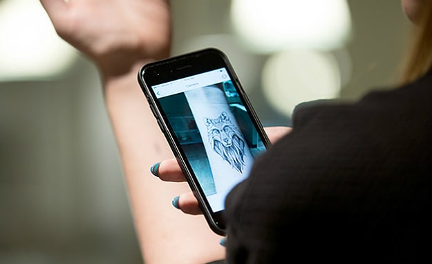 InkHunter App Allows Tattoo Trials Before Permanently Inking Them