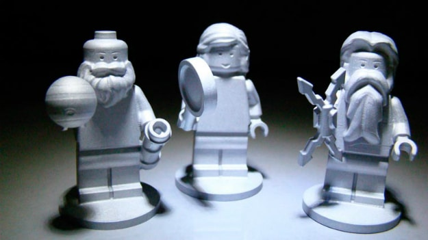 These Three LEGO Minifigures Are Currently Orbiting Jupiter