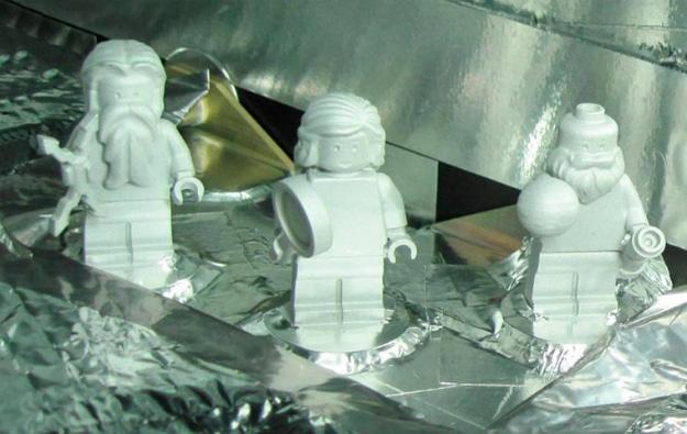 Juno LEGO Minifigures Jupiter