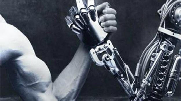 Man vs Machine Artificial Intelligence