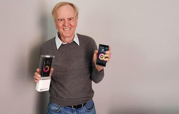 Former Apple CEO John Sculley's Newest Obi Smartphones Are Bold