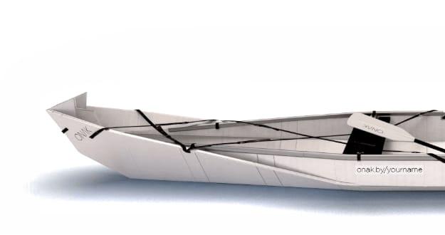 ONAK Folding Boat Canoe